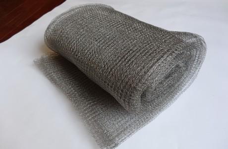4 Malla tricotada